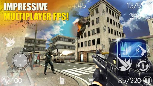 Code Triche Call Of Battlefield - FPS APK MOD (Astuce) screenshots 4