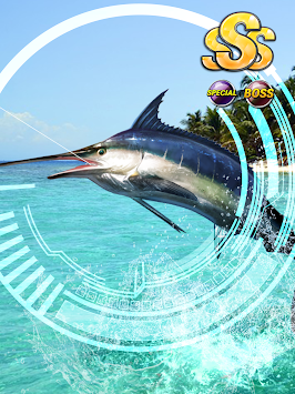 Monster Fishing 2018 apk screenshot