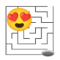 Emoji Maze Games - Escape the maze icon