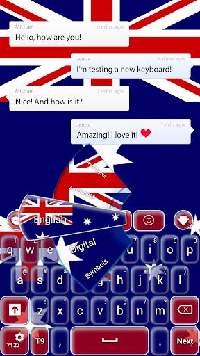 澳大利亚键盘