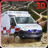 Hill Climber Ambulance Driver