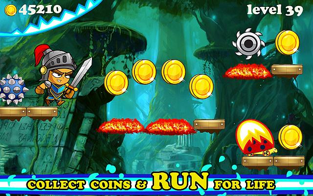 Temple Jungle Adventure screenshot 1