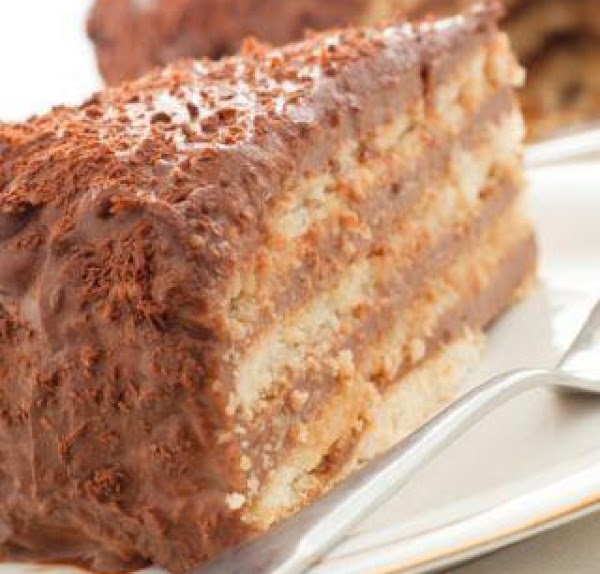Awesome Fudge Butter Cake Recipe