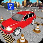 Extreme super Prado parking: Real Prado Simulator Icon