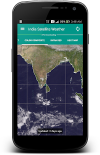 App India Satellite Weather APK for Windows Phone