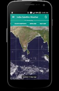 India Satellite Weather APK image thumbnail 0