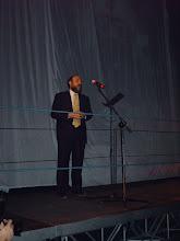 Photo: Michael Schudrich - Naczelny Rabin w RP