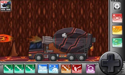 Combine! Dino Robot-MagmaSpino 1.2.1 screenshots 6