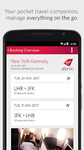 Virgin Atlantic 5.3.1 screenshots 2