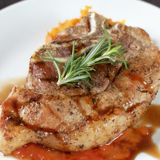 Rosemary & Sage Pork Chops