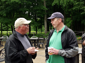 Photo: Kevin Toll and Gary Hartmann
