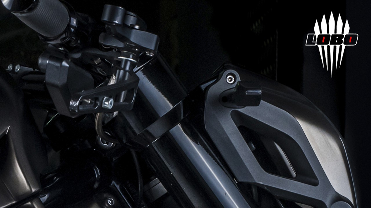 "Harley Davidson Night Rod ""Lobo 1"" by Lobomotive"