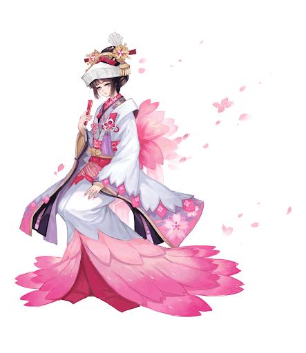 桜の精覚醒後