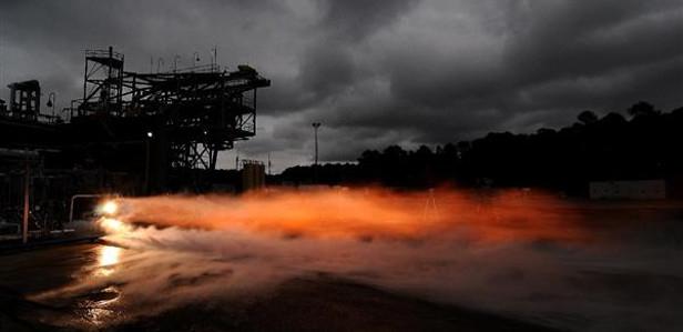 В NASA успешно испытали ракетный двигатель, полностью напечатанный на 3D-принтере