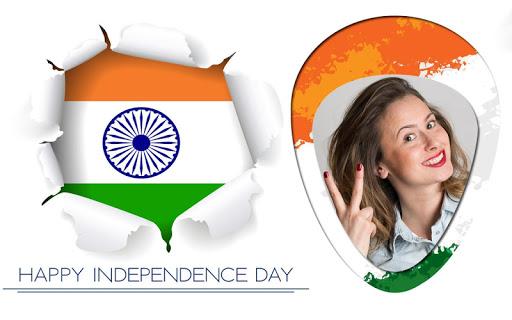 印度独立日帧