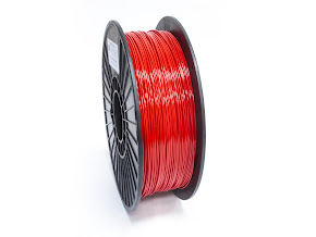 Red PRO Series PETG Filament - 3.00mm (1lb)