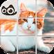 Meow Puzzle-Puzzle Cute Cat