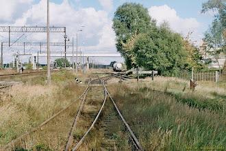 Photo: System bocznic w okolicy Elany {Toruń Wschodni; 2003-09-24}