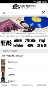Bear Family Records – Miniaturansicht des Screenshots