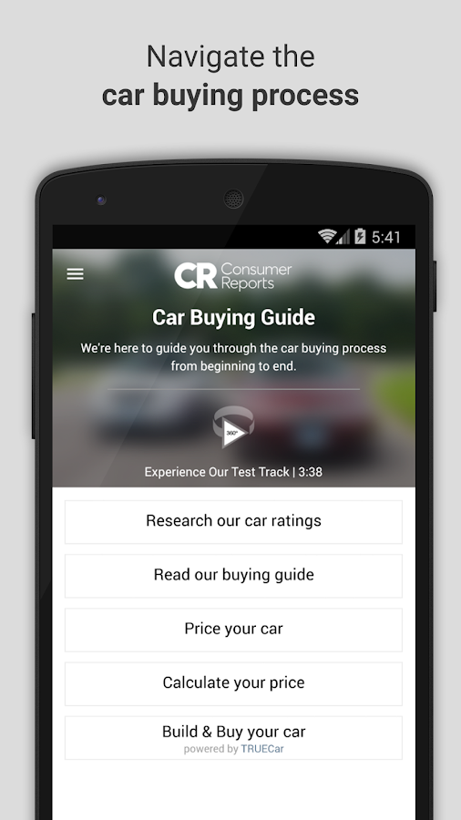 Car Buying Guide- screenshot