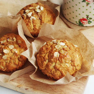 Parsnip & Maple Muffins