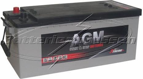 Startbatt.Extreme AGM12V/170Ah
