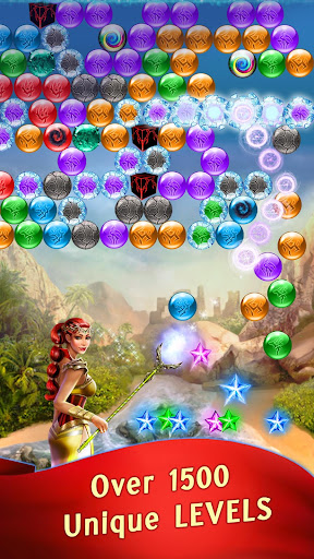 Lost Bubble - Bubble Shooter screenshot 1