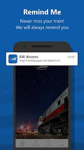 App KAI Access: Train Booking, Reschedule, Cancelation APK for Windows Phone