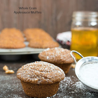 Applesauce Muffins Almond Flour Recipes