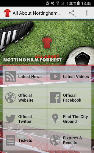 All About Nottingham Forrest