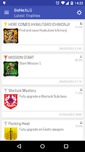 PS Trophies Lite screenshot 5