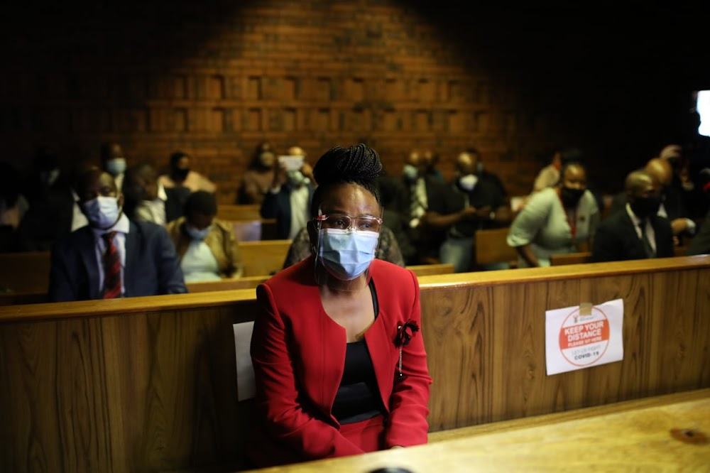 Mkhwebane's perjury case postponed to March