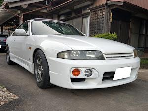 スカイライン ECR33 1996年式 GTS-t Type-M SpecⅡのカスタム事例画像 たッきィ~さんの2020年07月31日21:48の投稿