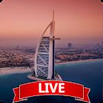 3D Burj Al Arab Live Wallpaper Icon