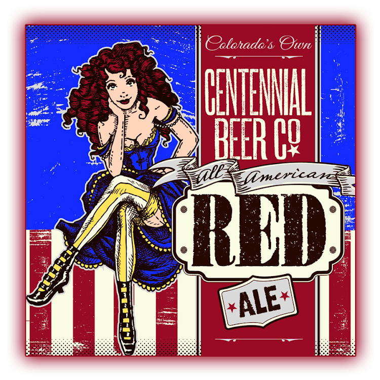Logo of Centennial All American Red Ale