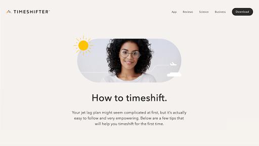 Timeshifter® Start kampagneeksempel