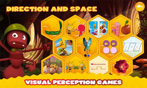 Maya the Bee: Play and Learn apkmr screenshots 14