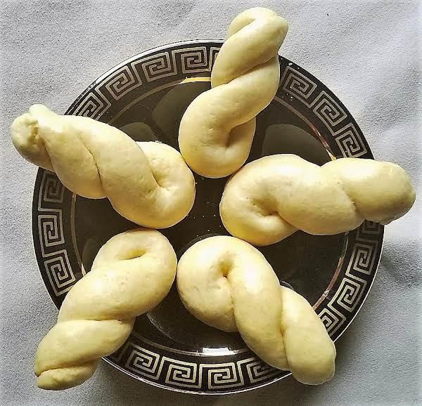 Koulourakia, Greek Easter Cookies Recipe