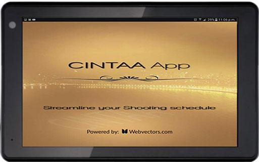 CINTAA Diary 2.0.6- screenshot