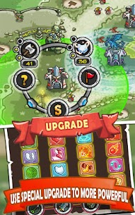 Kingdom Defense 2: Empire Warriors MOD APK (Free Shopping) 4