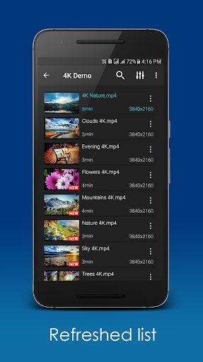 Video Player HD 2.1.2 screenshots 4