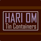Hariom Tin Containers