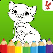 Tải Tô màu động vật APK