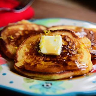 Lemon Pancakes