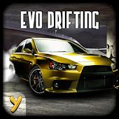 Evo Drifting