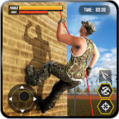 US Army Training School Game: Obstacle Course Race Android APK Download Free By Kick Time Studios