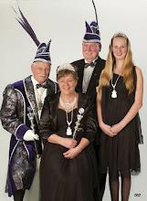 Photo: De Deylknotsen, Wassenaar, Z.D.H. Prins Aad de 2e en H.D.H. Prinses Tineke de 2e
