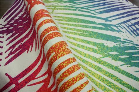 dywan printed jak obraz bawełna akryl 140x200cm dla dzieci