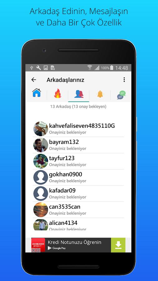 Screenshots of Derya Abla Ücretsiz Kahve Falı for iPhone