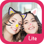 Sweet Snap lite - Live Filter, Video bearbeiten icon